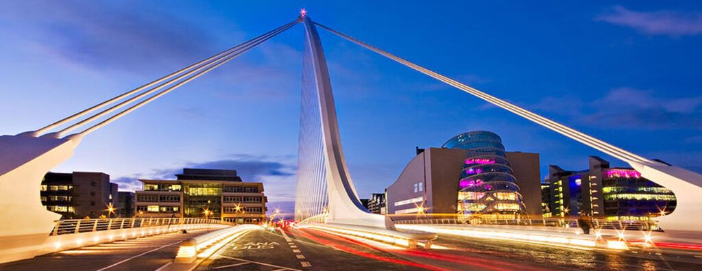 Dublin COnvention Centre | Diamond Air Conditioning Ltd