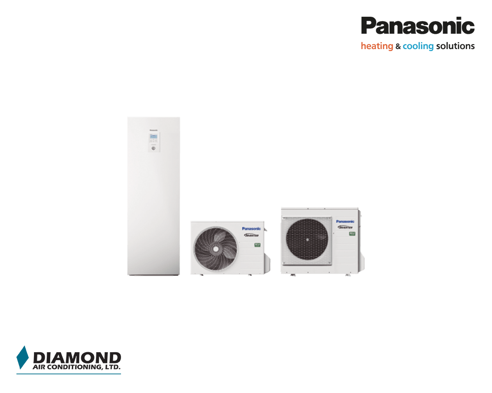 Aquarea High Performance 2 Zone All in One H Generation 1 Phase • R32