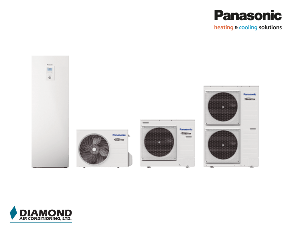 Aquarea High Performance All in One H Generation 1 Phase