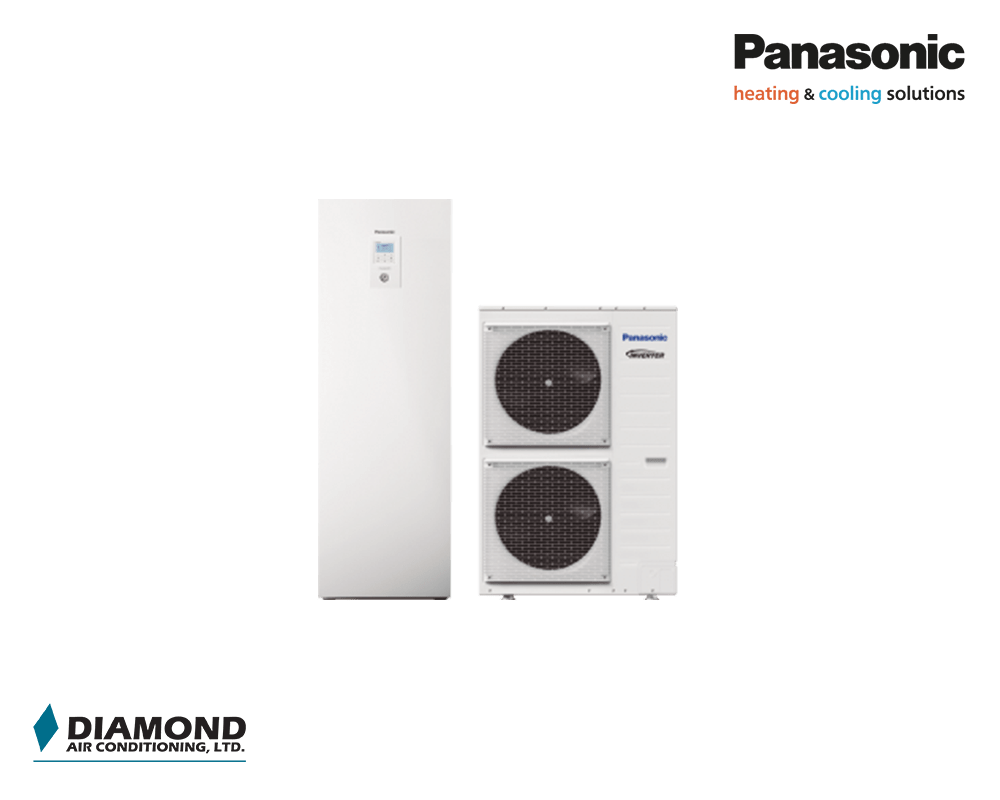 Aquarea High Performance All in One H Generation 3 Phase