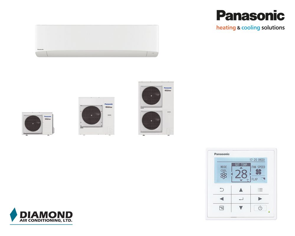PACi Standard-Elite Wall Mounted R410A