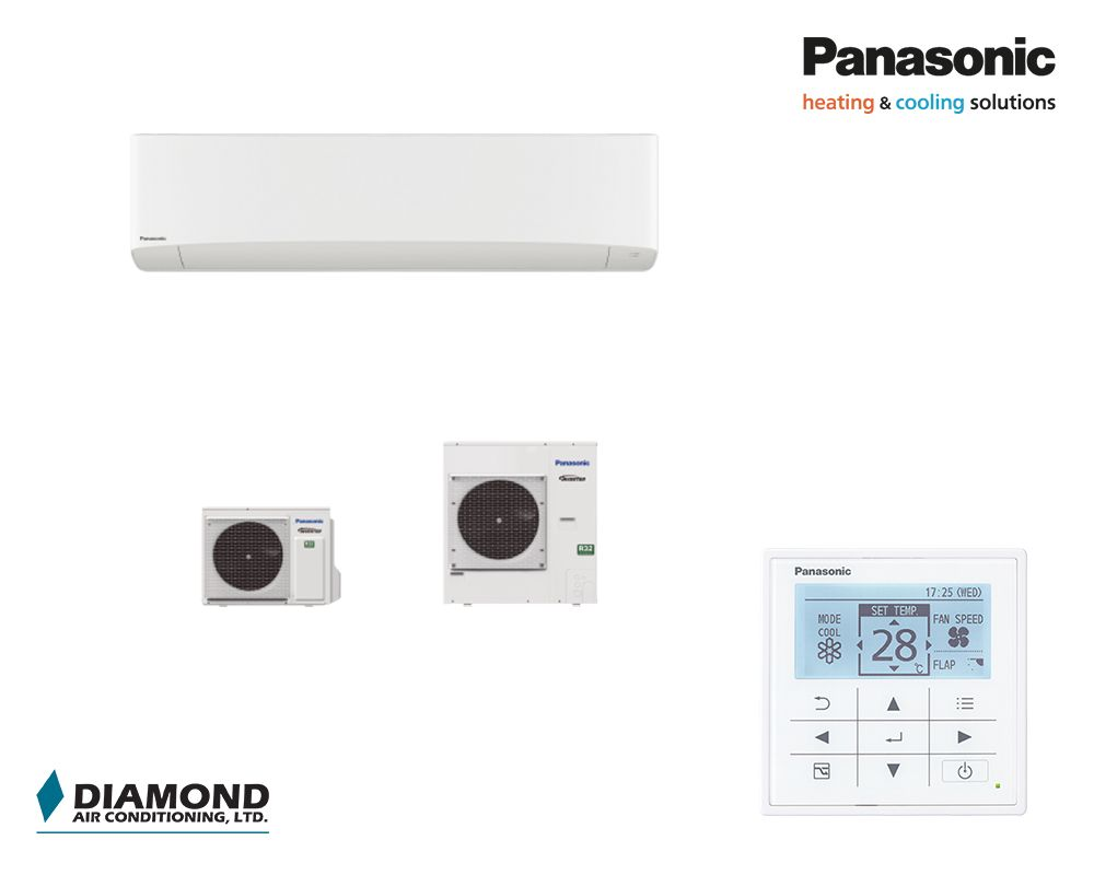 PACi STANDARD WALL MOUNTED R32 19
