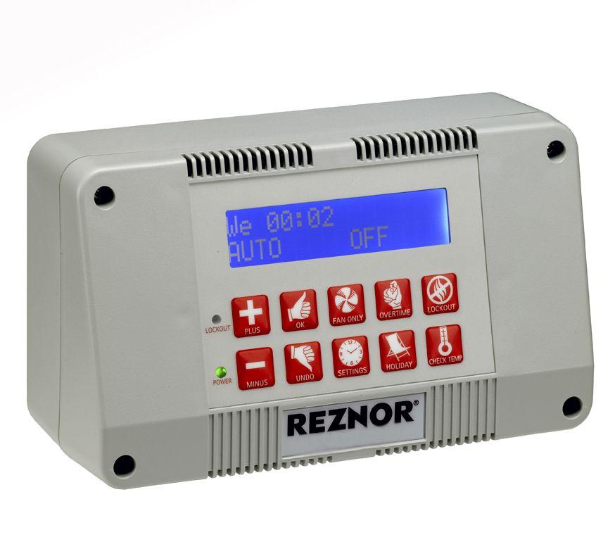 Reznor SmartCom3 1 | Diamond Air Conditioning Ltd