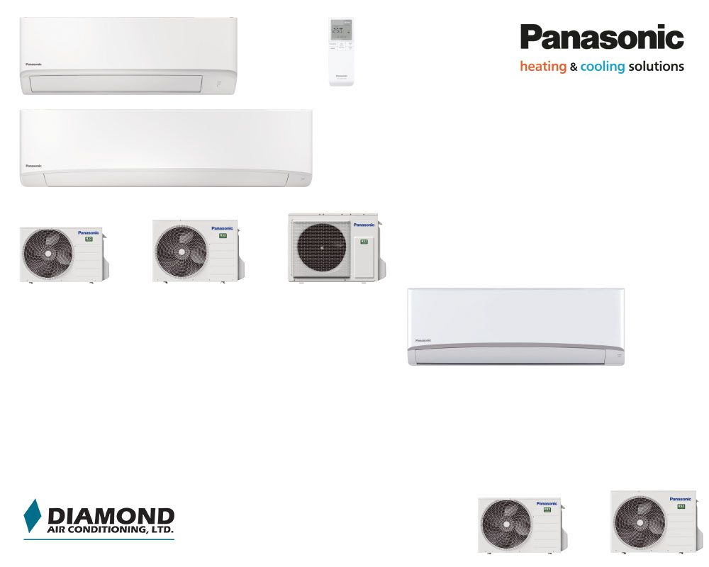 TZ super compact | Diamond Air Conditioning Ltd